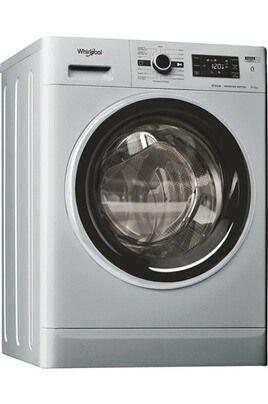Lave-linge séchant Whirlpool FWDG961483SBSVFRN - 6ème Sens, 9/6 kg, 1400 trs/min, A (via ODR de 80€)