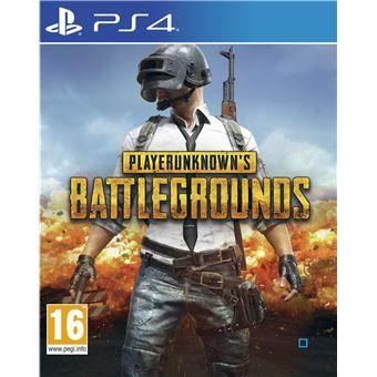 PlayerUnknown's Battlegrounds (PUBG) sur PS4 (dématérialisé)
