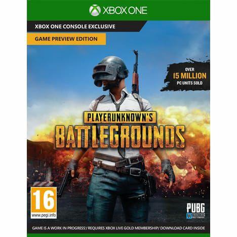 PlayerUnknown's Battlegrounds sur Xbox One