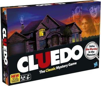 Jeu de société Hasbro Cluedo (version 2012)