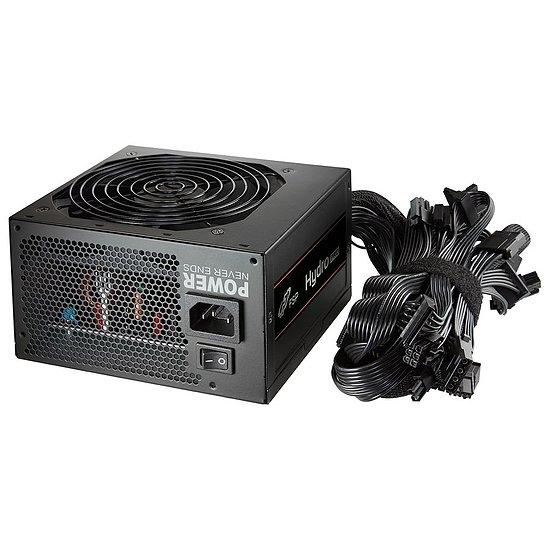 Alimentation PC non modulaire FSP Hydro Pro 700W - 80+ Bronze
