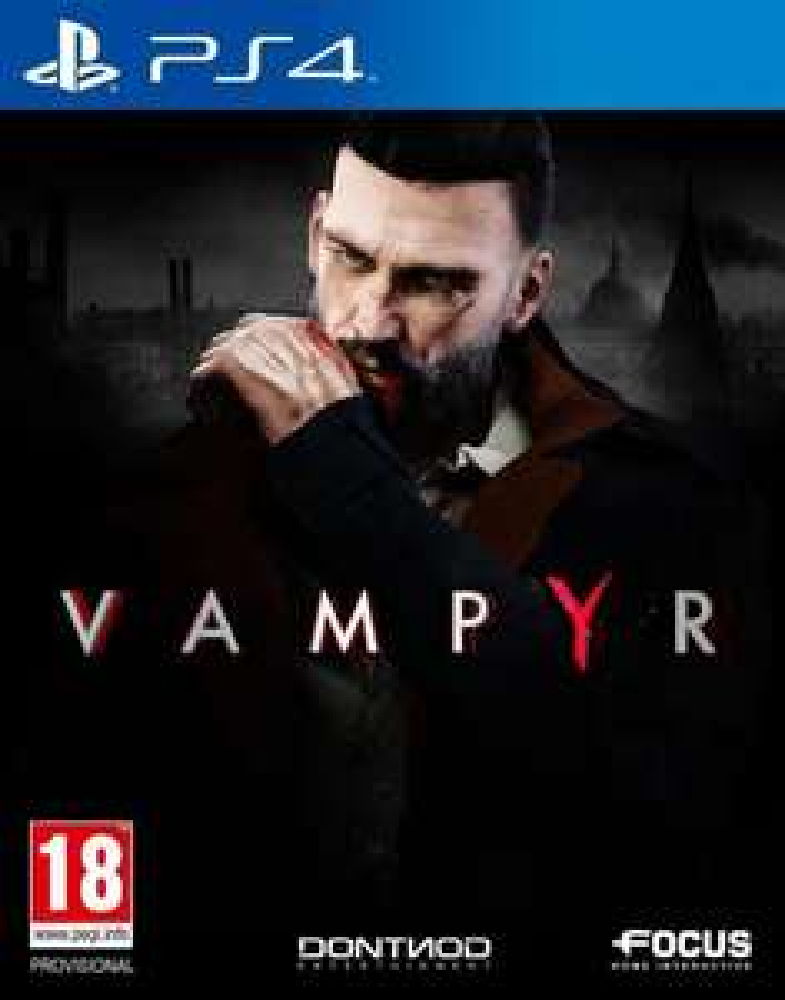 Jeu Vampyr sur PS4 - Fnac de Montpellier Polygone (34)