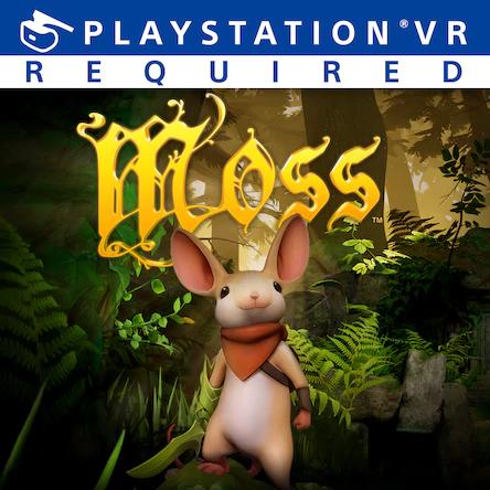 Jeu Moss PSVR sur PS4 (Dématérialisé)
