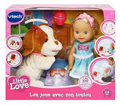 Jouet VTech 197505 - Lou Joue avec Son Toutou
