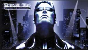 Jeu Deus Ex: Game of the Year Edition sur PC (Dématérialisé - Steam)