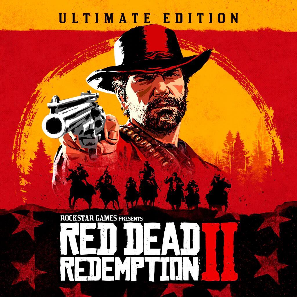 Sélection de jeux en promotion - Ex : Jeu Red Dead Redemption 2 - Ultimate Edition (Dématérialisé, Stadia)