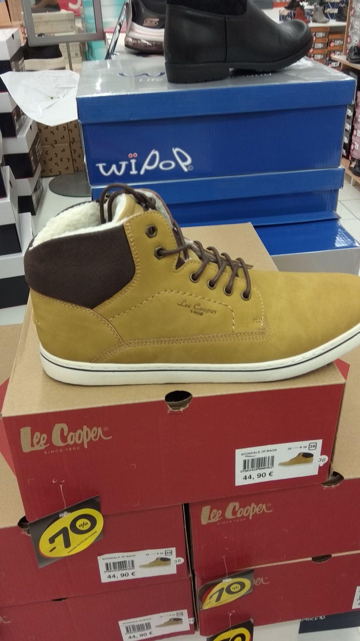 Sneakers homme Lee Cooper - Besson Crolles (38)