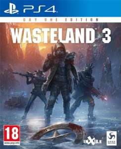 Wasteland 3 : Day One Edition sur PS4