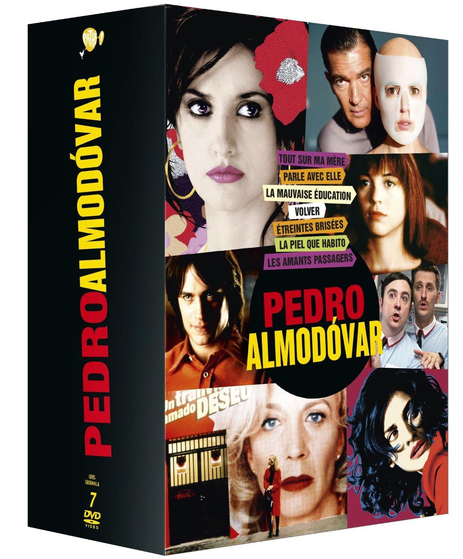 Coffret DVD : Intégrale Pedro Almodóvar 1998-2013 - Édition Limitée