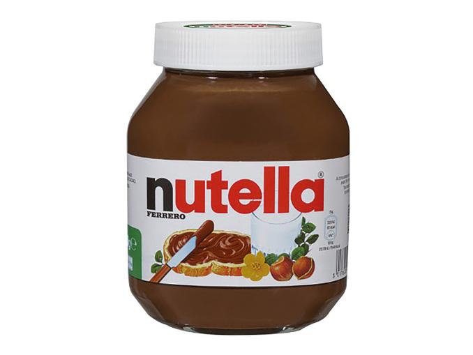 2 Pots de pâte à tartiner Nutella - 800g