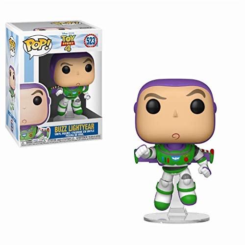 Figurine Funko Pop Vinyl: Disney: Toy Story 4: Buzz Lightyear