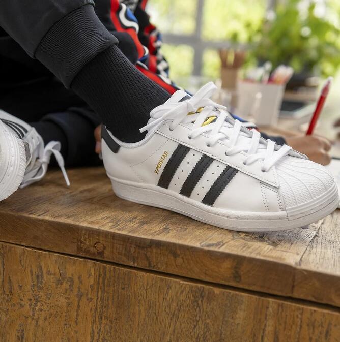 Baskets adidas Originals Superstar, quelques tailles disponibles(39.95€ via ILL21)