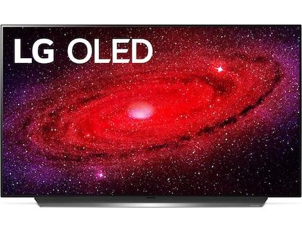 "TV OLED 55"" LG OLED55CX - 4K UHD, 100 Hz, Smart TV (Frontaliers Suisse)"