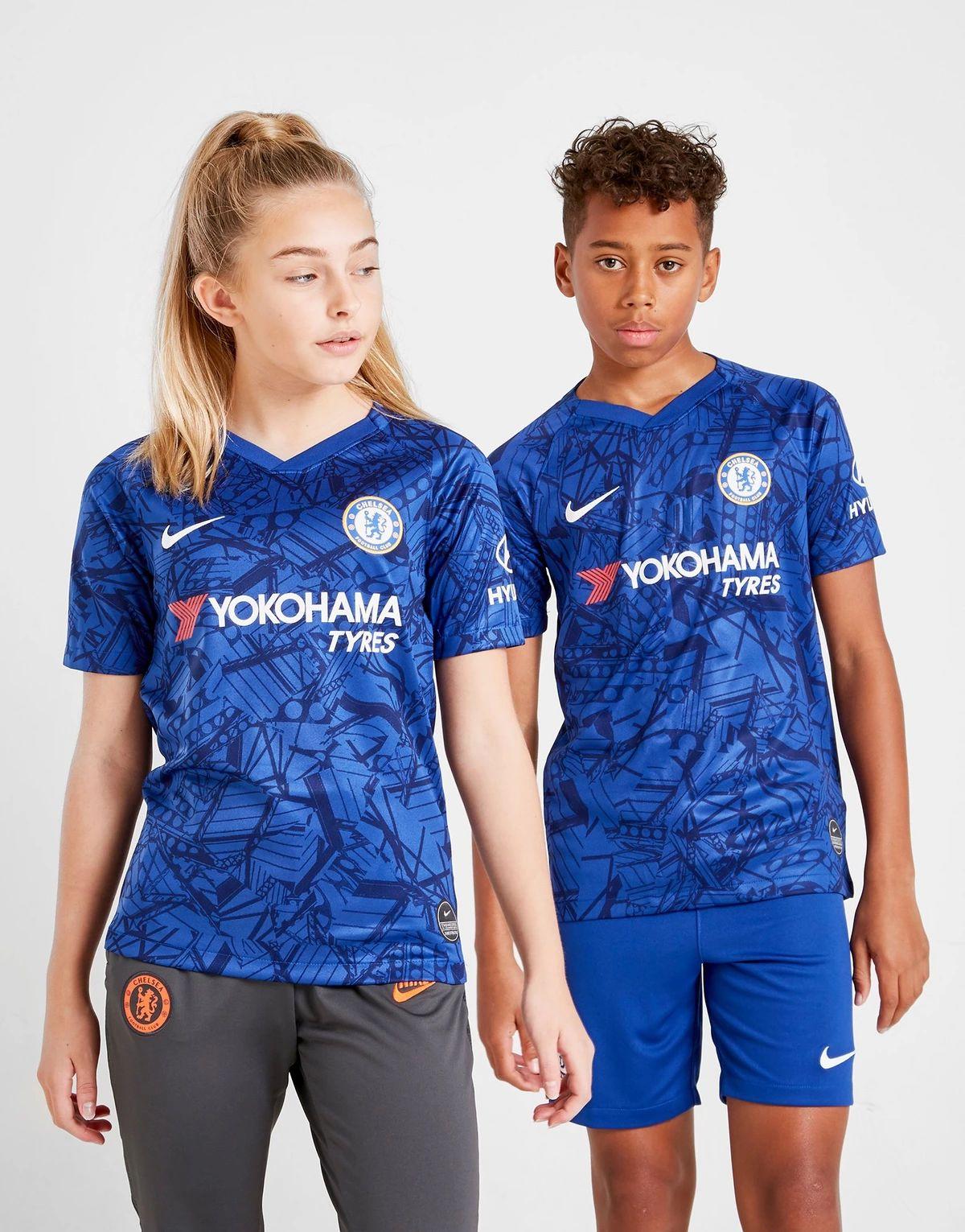 Maillot Junior Chelsea domicile 2019 , taille XL