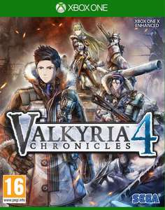 Valkyria Chronicles 4sur Xbox One