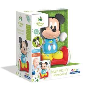 Jouet électronique Clementoni Baby Mickey Hoverboard