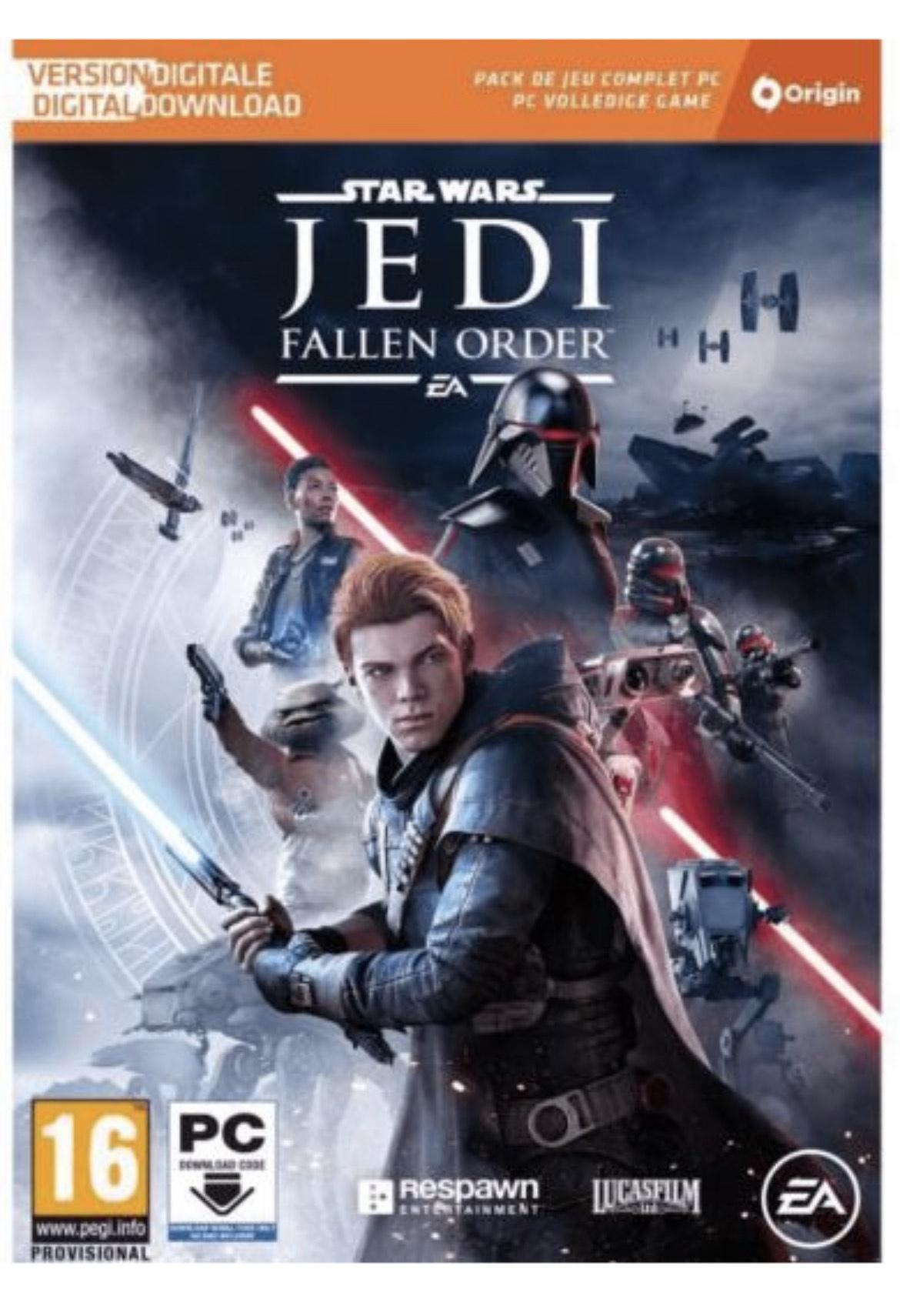 Jeu PC Star Wars: Jedi Fallen Order (Dématerialisé)