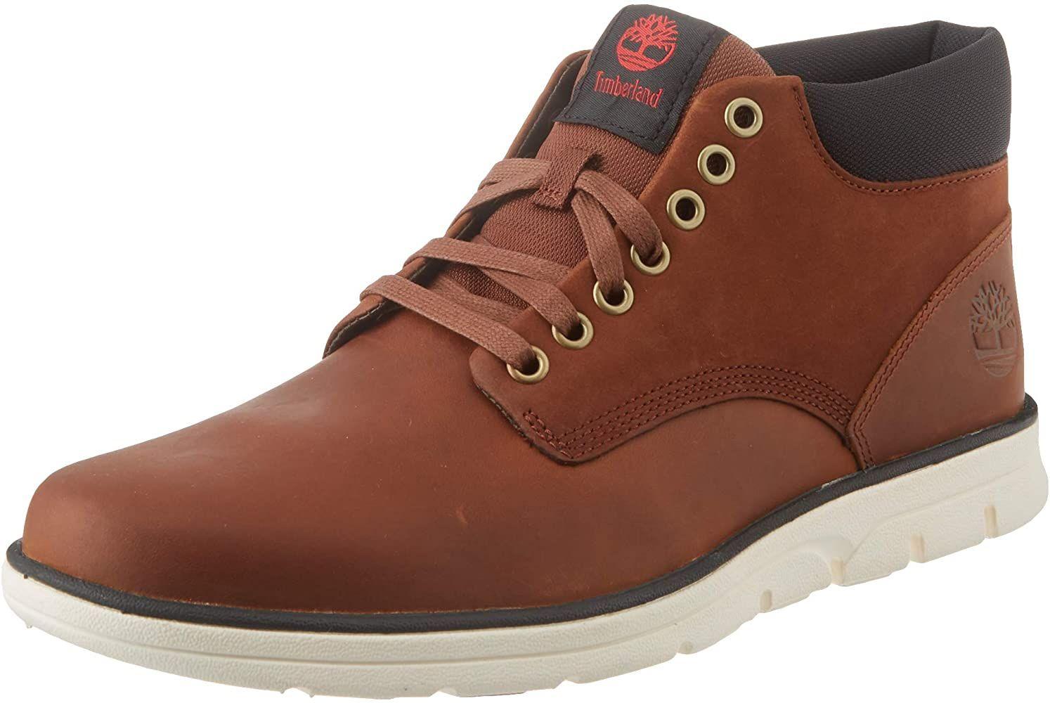 Chaussures Timberland Chukka Bradstreet - Marron