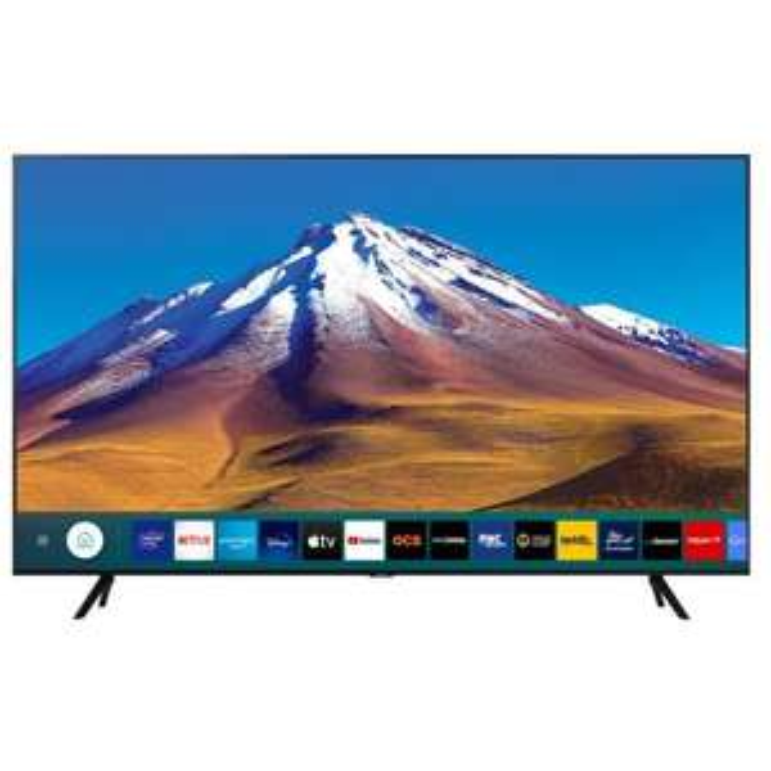 "TV 75"" Samsung 75TU7022 - 4K, LED, HDR10+ / HLG, Micro Dimming, Processeur Crystal, Dolby Digital+, Smart TV"