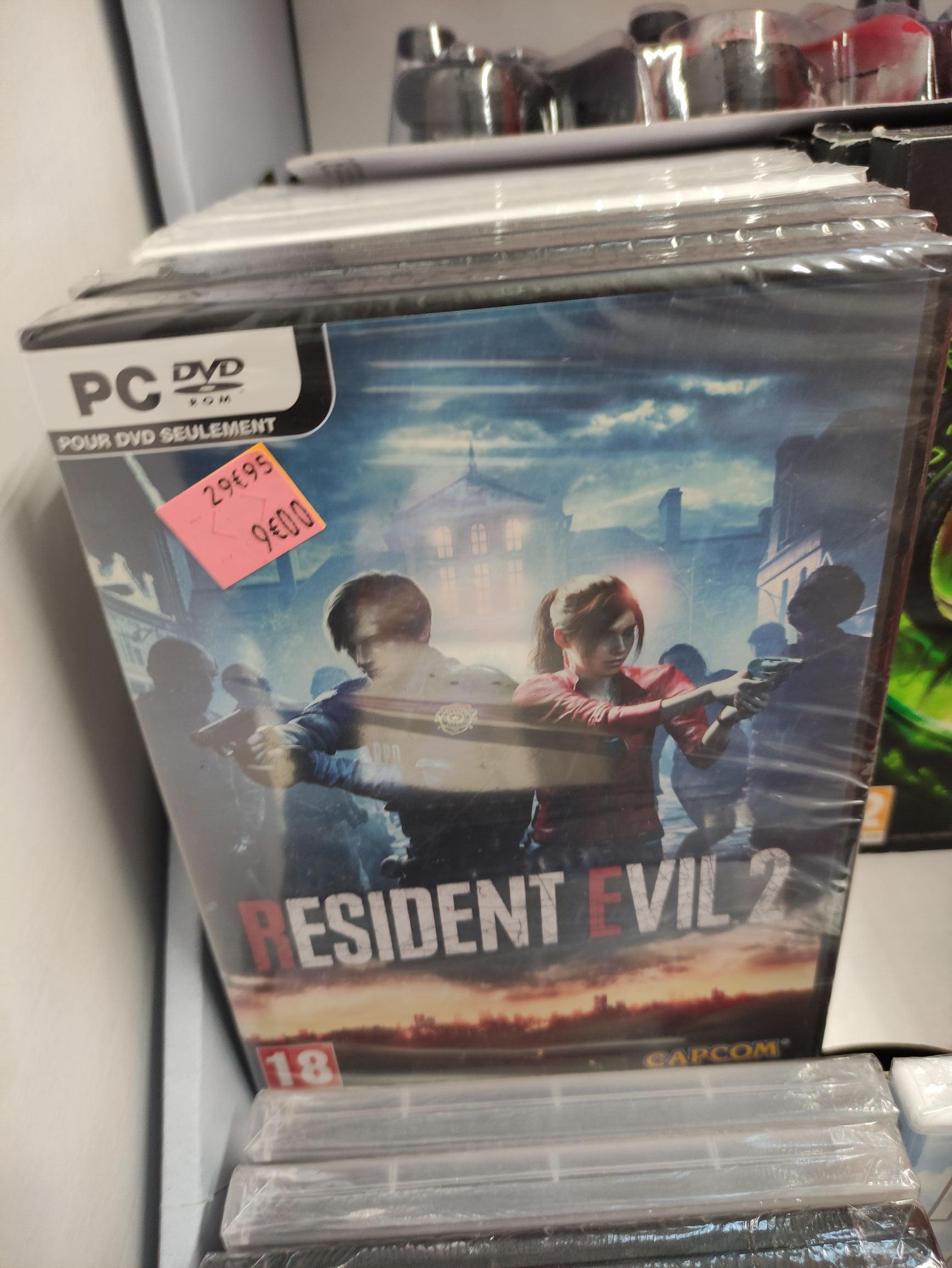 Sélection de jeux PC en promotion - Ex : Resident Evil 2 - Parinor (93)