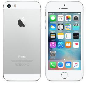 """Smartphone 4"""" iPhone 5s 16Go - argent ou gris sidéral reconditionné"""
