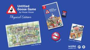 Untitled Goose Game sur Nintendo Switch