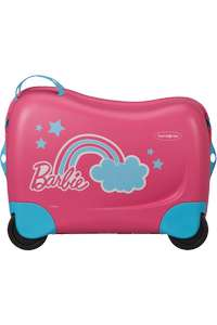 Valise 4 roues Samsonite Dream Rider Barbie - 28 L