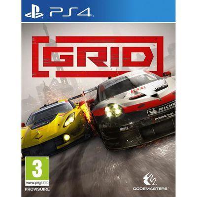 GRID sur PS4 (et 7.27€ sur Xbox One)