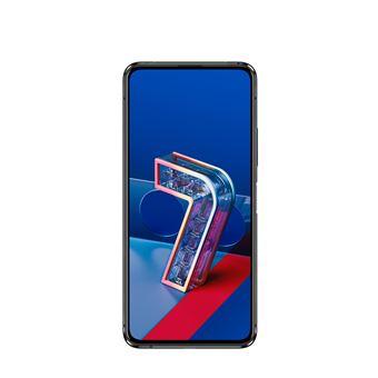 """Pack smartphone 6.67"""" Asus Zenfone 7 Pro 5G (8 Go RAM, 256 Go) + Ecouteurs sans fil Bluetooth Sporty BT V985"""