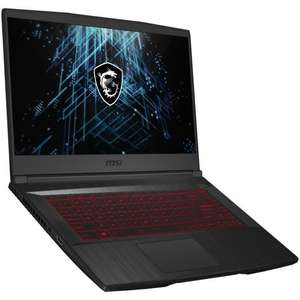 "Précommande : PC Portable 15.6"" MSI GF65 Thin 10UE-040FR - i7-10750H, 16 Go de Ram, 1To SSD, RTX 3060"