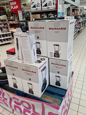 Blender Kitchenaid - 1.75L noir - Carrefour Belley (01)