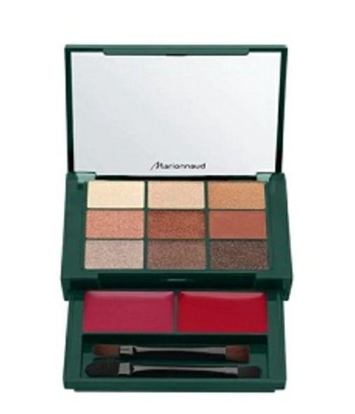 Palette de maquillage Mariaunaud My Glittering Chalet
