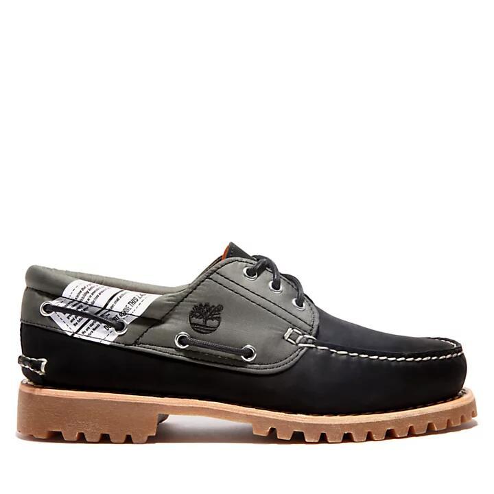 Chaussures bateau Timberland Authentics - noir (du 40 au 47.5)