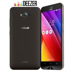 """Smartphone 5.5"""" Asus Zenfone Max ZC550KL - 2 Go de RAM, 16 Go, 5000 mAh + 3 mois de Deezer Premium"""