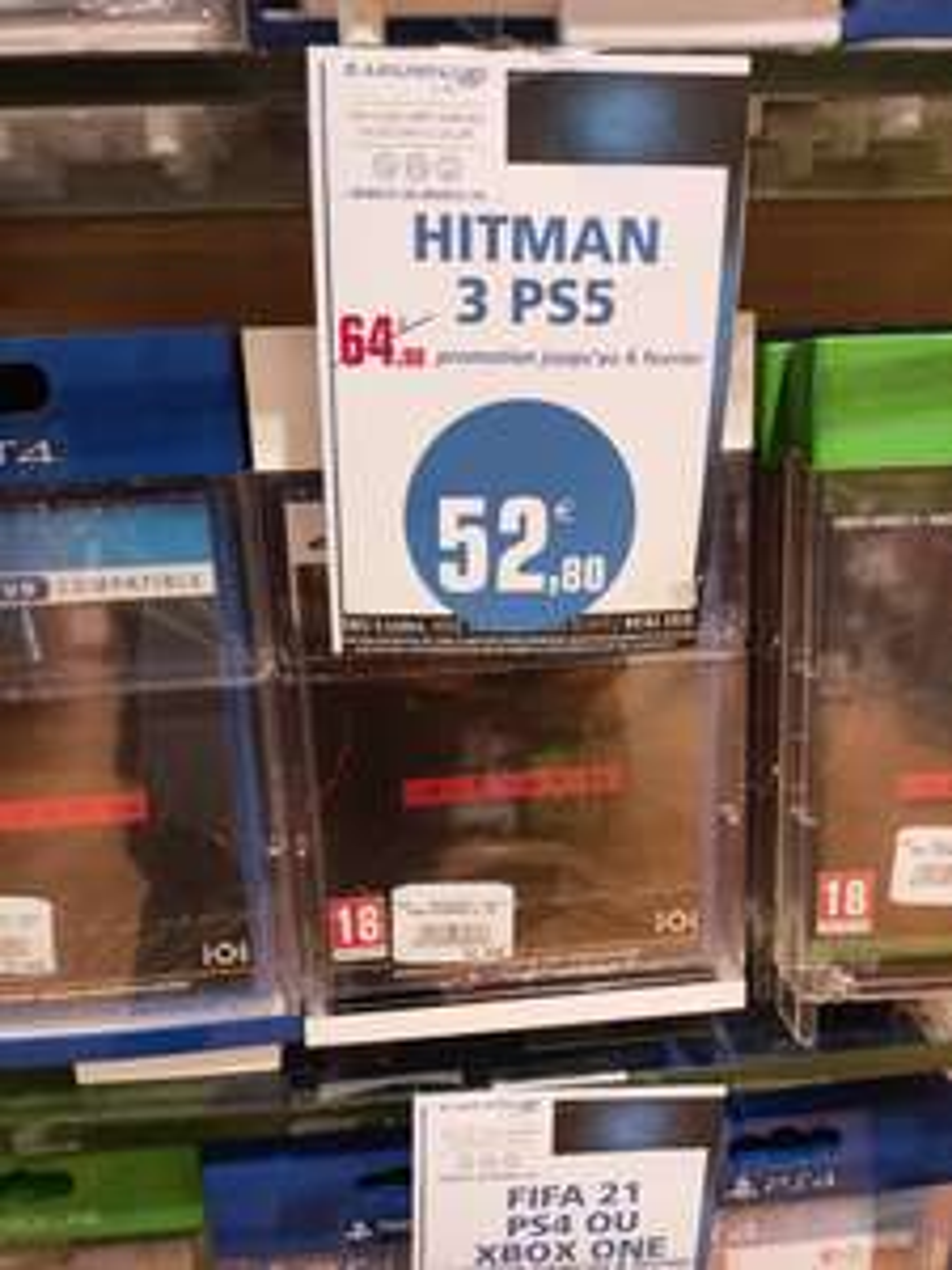 Hitman 3 sur PS5 - Seclin (59)