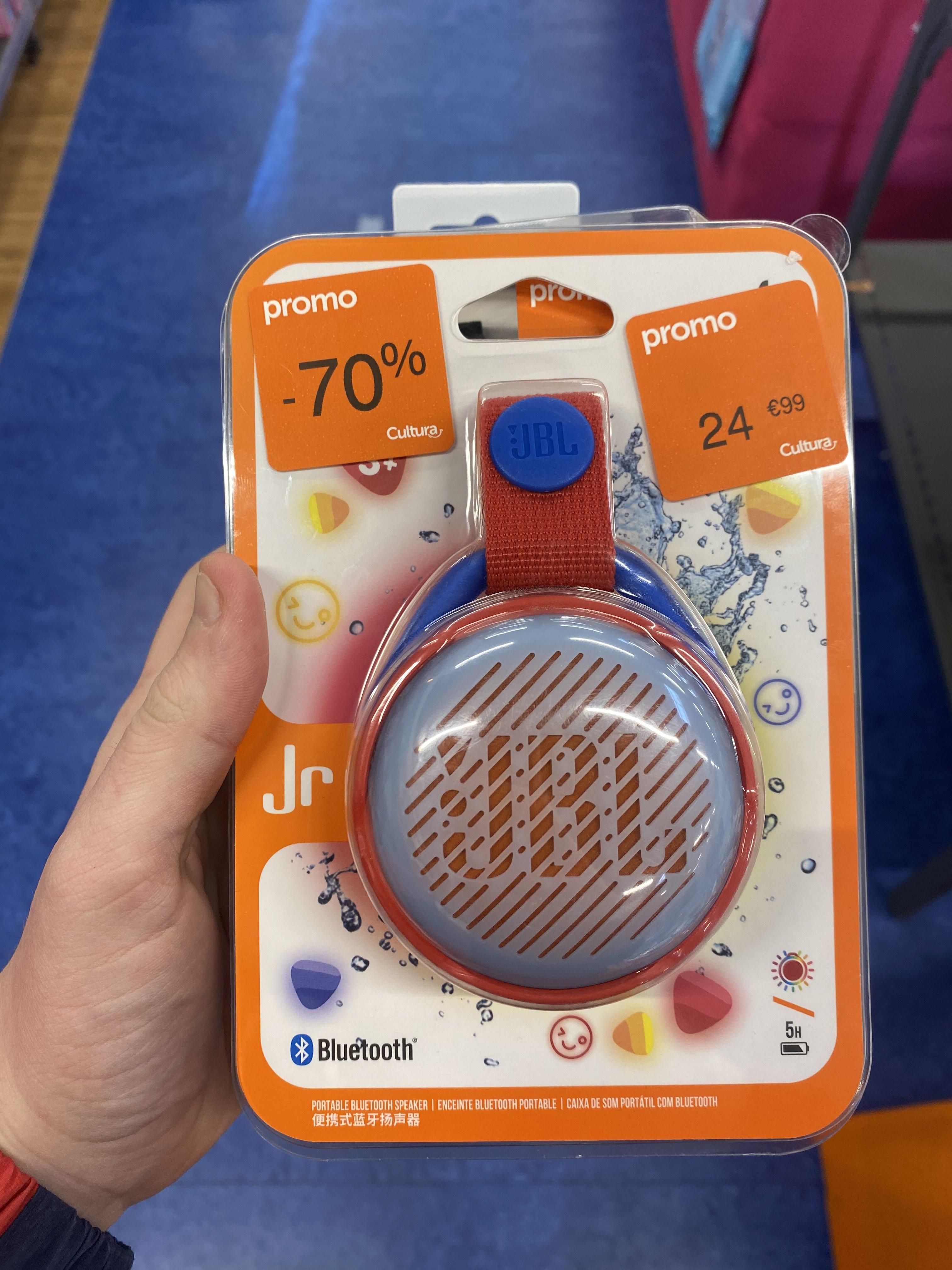 Enceinte portable JBL JR Pop - Amiens (80)
