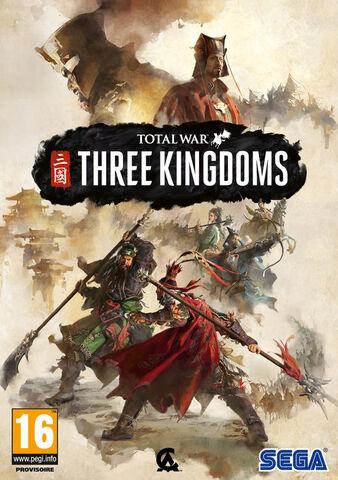 Total War : Three Kingdoms Edition limitée sur PC (Retrait en magasin)