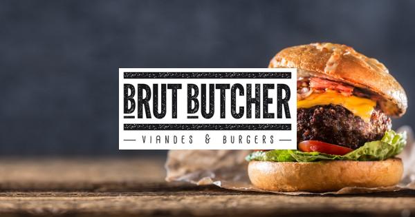1 menu acheté = 1 menu Offert (le moins cher) dans une sélection de 6 restaurants Brut Butcher (reducavenue.com)