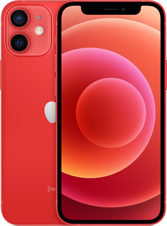 "Smartphone 5.4"" Apple iPhone 12 mini 5G - full HD+ Retina, A14, 4 Go de RAM, 64 Go, Plusieurs coloris"