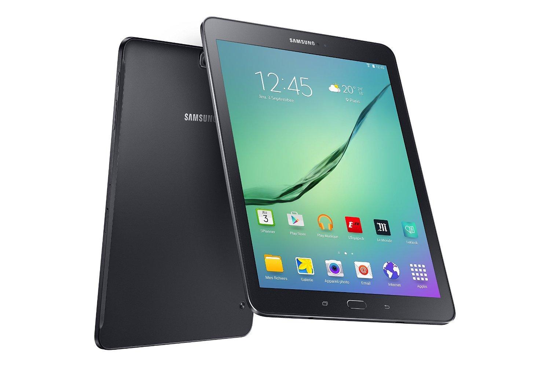 "Tablette 9.7"" Samsung Galaxy Tab S2 - 32 Go, Noir (via ODR de 50€)"
