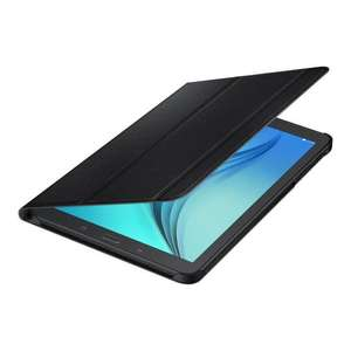 Cover Book Samsung Tab E - Noir