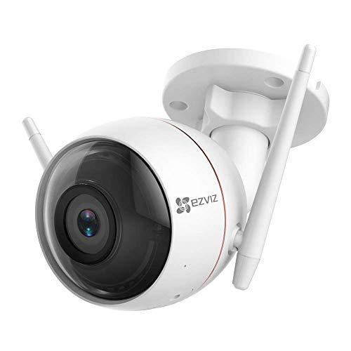 Caméra de surveillance Wi-Fi Ezviz CTQ3W - 720p, Blanc (vendeur tiers)