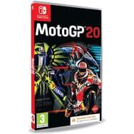 Moto GP 2020 sur Nintendo Switch (code dans la boite)