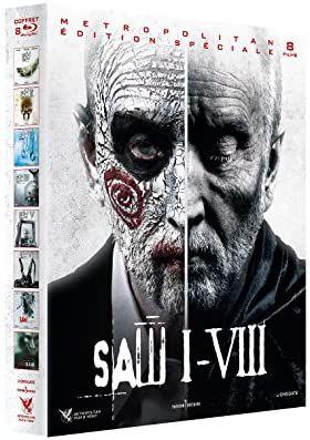 Coffret Blu-ray : Saw l'intégrale des 8 films
