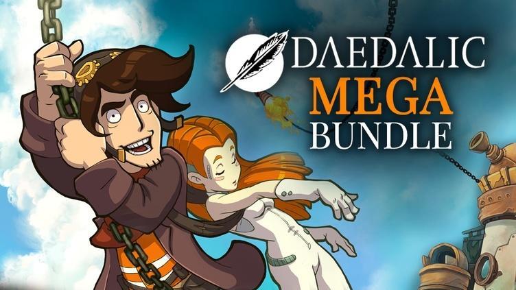 Daedalic Mega Bundle sur PC (Dématérialisé- Steam)