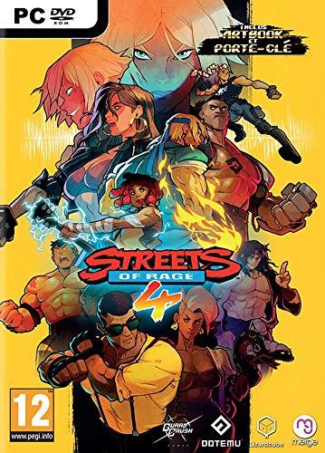 Streets of rage 4 sur PC