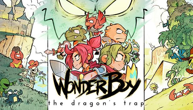 Jeu Wonder Boy: The Dragon's Trap sur Pc (Dématérialisé)