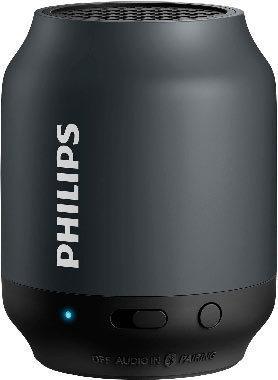 Enceinte Bluetooth Philips BT50 - Plusieurs coloris (avec 10€ sur la carte)