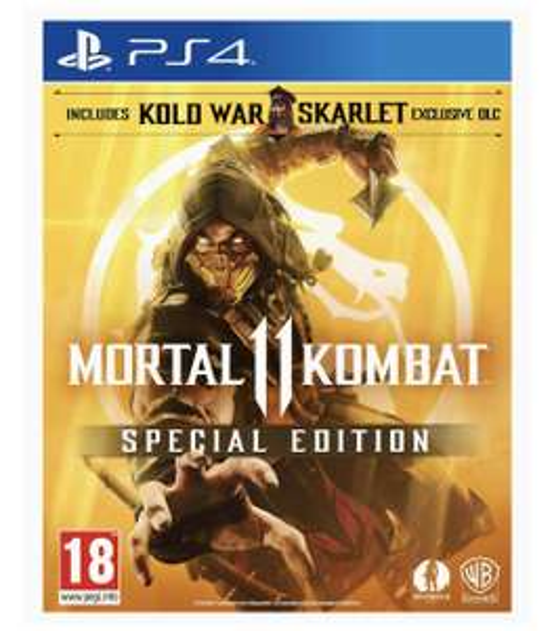 Jeu Mortal Kombat 11 sur PS4 - Special Edition
