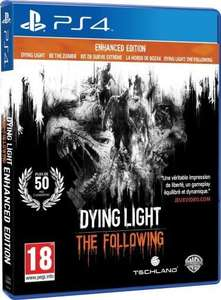 Dying Light Enhanced Edition sur PS4